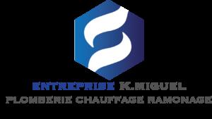 Logo entreprise K.MIGUEL